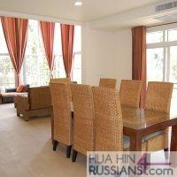 Аренда виллы на 4 спальни в комплексе Blue Lagoon на севере Хуа Хина — 80064