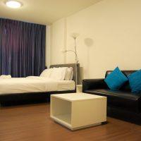 Аренда квартиры-студии в комплексе Баан Кункой в центре Хуа Хина — 70362