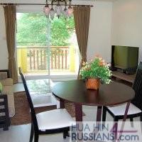 Cнять красивую квартиру с 1-й спальней в Миконосе в центре Хуа Хина — 70388