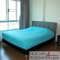 Уютная квартира-студия в центре Хуа Хина в Baan Kun Koey в аренду — 70406
