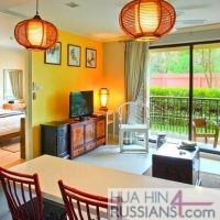Продажа квартиры с 1й спальней в Марракеше в центре Хуа Хина — 40180