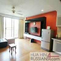 Продажа квартиры на 2 спальни в Baan Sansuk на юге Хуа Хина — 40183