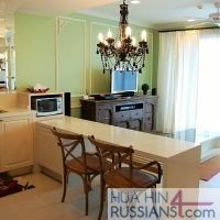 Продажа квартиры с 1й спальней в центре Хуа Хина в Marrakesh — 40182