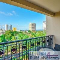 Продаётся квартира с 1й спальней в центре Хуа Хина в Marrakesh — 40181