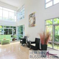 Продажа квартиры с 1й спальней в центре Хуа Хина в  Flame Tree Residence — 40185