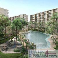Продажа новых апартаментов в центре Хуа Хина в La Casita Hua Hin — 40190
