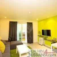 Продажа квартиры с 1 спальней в центре Хуа Хина в Mykonos Condo Hua Hin — 40191