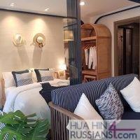 Продажа апартамента с 1 спальней в центре Хуа Хина в La Casita Hua Hin — 40192