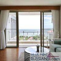 Продажа квартиры с 1 спальней на севере Хуа Хина в Boat House с видом на море — 40196