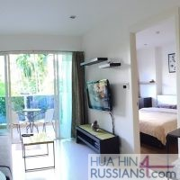 Продажа квартиры с 1й спальней на юге Хуахина в Seacraze — 40195