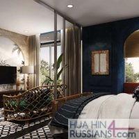 Продажа новых апартаментов на юге Хуа Хина в La Habana Hua Hin — 40193