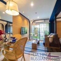 Продажа апартамента с 1 спальней в центре Хуа Хина в La Casita Hua Hin — 40200