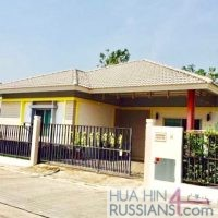 Продажа дома на западе  Хуа Хина в La Vallee Light на 3 спальни — 30422