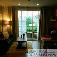 Аренда квартиры на с 2 спальнями на юге Хуахина в комплексе Autumn — 70700
