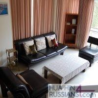 Аренда таунхауса с 2 спальнями на севере Хуа Хина в Boat House — 80124