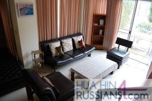 Аренда таунхауса с 2 спальнями на севере Хуа Хина в Boat House — 80124 на  за 60000