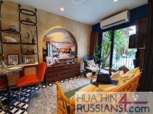 Продажа квартиры на юге Хуа Хина с 1 спальней в La Habana — 40201 на  за 3990000