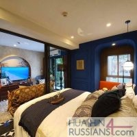 Продажа квартиры на юге Хуа Хина с 1 спальней в La Habana — 40202
