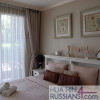 Аренда квартиры с 1 спальней на юге Хуа Хина в My Resort Hua Hin — 70698