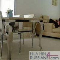 Аренда квартиры на с 1й спальней на юге Хуахина в комплексе Sea Craze — 70702