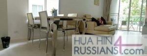 Аренда квартиры на с 1й спальней на юге Хуахина в комплексе Sea Craze — 70702 на  за 25000