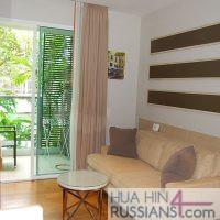 Аренда квартиры с 1 спальней на юге Хуа Хина в Amari Resort & Spa— 70705