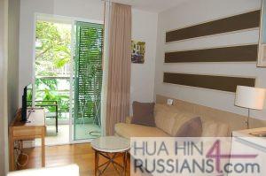 Аренда квартиры с 1 спальней на юге Хуа Хина в Amari Resort & Spa— 70705 на  за 35000