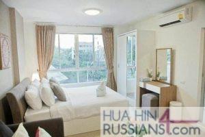 Аренда квартиры-студии на юге Хуа Хина в Baan Peang Ploen — 70714 на  за 16000