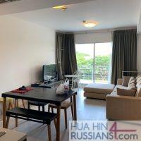 Аренда квартиры с 2 спальнями в центре Хуа Хина в Baan San Pluem — 70710