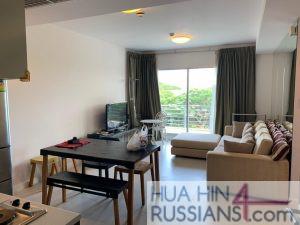 Аренда квартиры с 2 спальнями в центре Хуа Хина в Baan San Pluem — 70710 на  за 60000