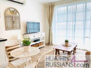 Аренда квартиры с 1 спальней на юге Хуа Хина в Summer Hua Hin — 70712 на  за 35000