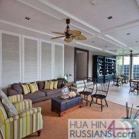 Аренда квартиры на с 2 спальнями на юге Хуахина в комплексе Autumn — 70726
