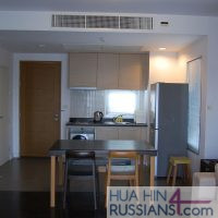 Аренда квартиры на 2 спальни в центре Хуа Хина в Baan San Dao —70721