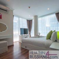 Аренда квартиры с 2 спальнями на юге Хуа Хина в My Resort Hua Hin — 70722