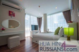 Аренда квартиры с 2 спальнями на юге Хуа Хина в My Resort Hua Hin — 70722 на  за 45000