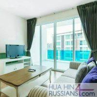 Аренда квартиры с 2 спальнями на юге Хуа Хина в My Resort Hua Hin — 70723