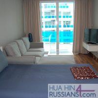 Аренда квартиры с 2 спальнями на юге Хуа Хина в My Resort Hua Hin — 70724