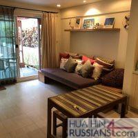 Аренда квартиры с 1 спальней в центре Хуа Хина в Mykonos Condo Hua Hin — 70728