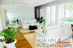 Аренда квартиры с 1 спальней на юге Хуа Хина в Summer Hua Hin — 70727 на  за 28000