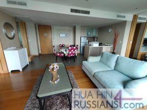 Аренда квартиры с 2 спальнями на юге Хуа Хина в Amari Resort & Spa — 70734 на  за 65000