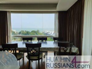 Аренда квартиры с 3 спальнями на юге Хуа Хина в Amari Resort & Spa — 70732 на  за 95000