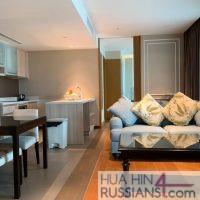 Аренда квартиры с 2 спальнями на юге Хуа Хина в Amari Resort & Spa — 70733