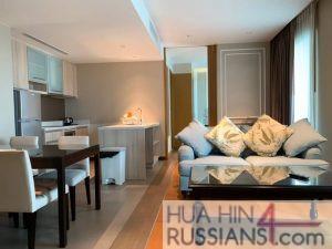 Аренда квартиры с 2 спальнями на юге Хуа Хина в Amari Resort & Spa — 70733 на  за 65000