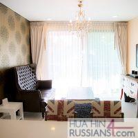 Аренда квартиры с 1 спальней в центре Хуа Хина в Marкakesh — 70750
