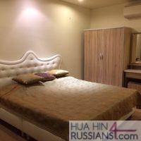 Аренда квартиры с 1 спальней в центре Хуа Хина в Mykonos Condo Hua Hin — 70743