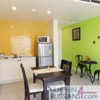 Аренда квартиры с 1 спальней в центре Хуа Хина в Mykonos Condo Hua Hin — 70744