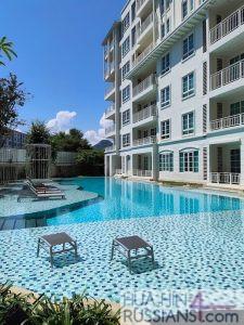 Аренда квартиры с 2 спальнями на юге Хуа Хина в Summer Hua Hin — 70737 на  за 45000
