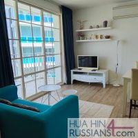 Аренда квартиры с 1 спальней на юге Хуа Хина в Summer Hua Hin — 70738