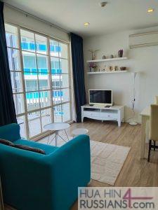 Аренда квартиры с 1 спальней на юге Хуа Хина в Summer Hua Hin — 70738 на  за 28000