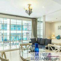 Аренда квартиры с 1 спальней на юге Хуа Хина в Summer Hua Hin — 70739